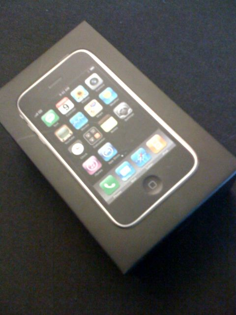 Got myself an iPhone