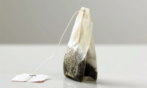 tea bag water purification