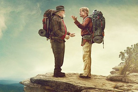 "Trailer for Redford's ""A Walk in the Woods"""